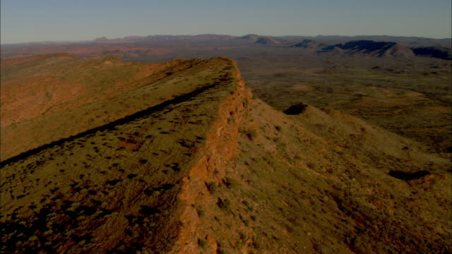 vegetation grows on mountainsides. - northern territory australia stock videos & royalty-free footage