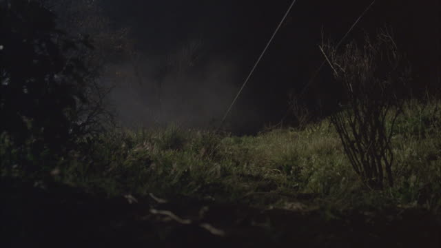 a vehicle rolling down a hill. - hill stock-videos und b-roll-filmmaterial