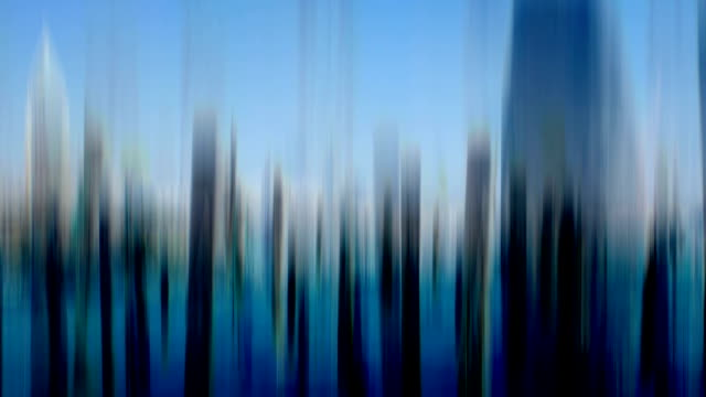 VENICE ABSTRACT : veil blur - saturated color (LOOP)
