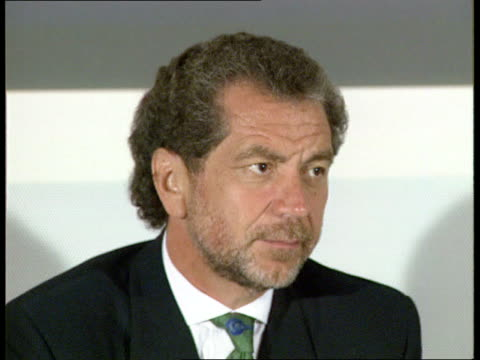 venables loses legal case int ms alan sugar into pkf and takes seat cms alan sugar speaking at pkf sot mr venables is not employed by spurs and the... - alan sugar stock videos and b-roll footage