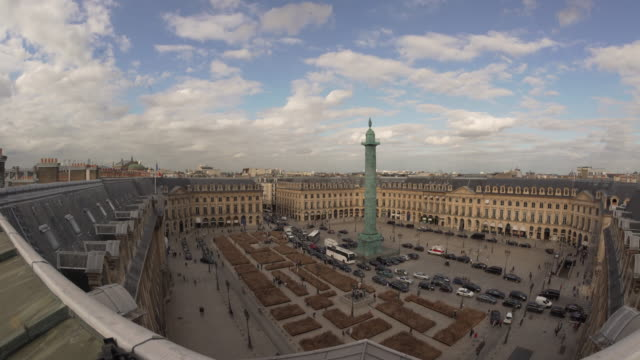 stockvideo's en b-roll-footage met vendome fe pan - colonne vendome