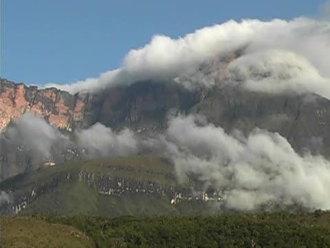 Venezuela cloudscape