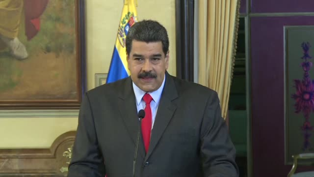 Venezuela president Nicolas Maduro says a possible embargo on Venezuelan petrol would be the biggest mistake US president Donald Trump could make