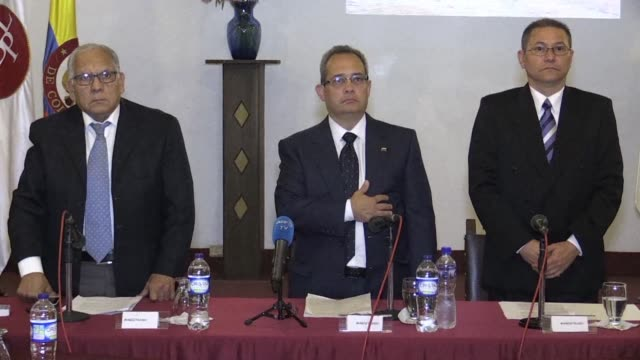 Venezuelan Supreme Court judges in exile called for civil disobedience Thursday from Bogota Colombia where they took refuge fearing persecution from...