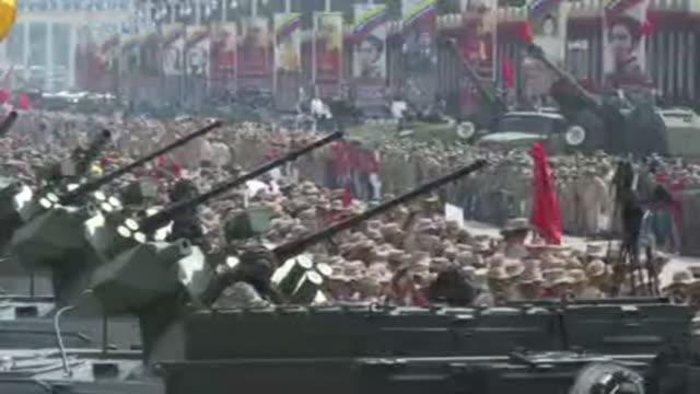 venezuelans commemorate the anniversary of failed 2002 coup d'etat against former leader hugo chavez - coup d'état stock videos & royalty-free footage