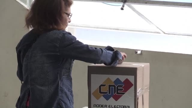 Venezuelans headed to the polls Sunday for mayoral elections in which an opposition boycott and voter enthusiasm undercut by economic crisis give...