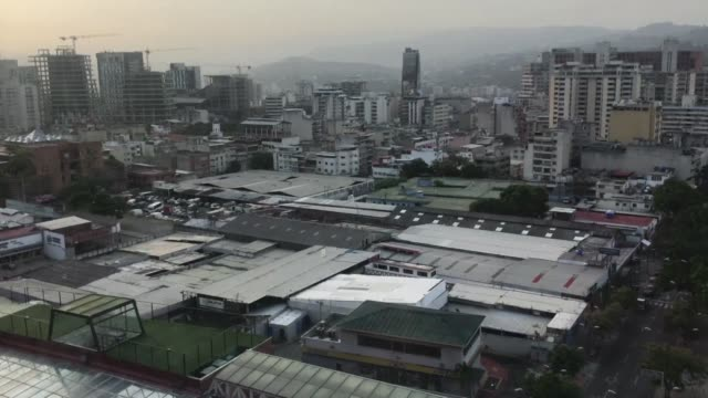 venezuela's capital caracas is paralyzed by a massive electricity blackout that the government of president nicolas maduro blamed on sabotage - sabotage stock videos & royalty-free footage