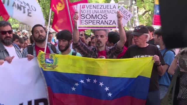venezuela's foreign minister invites herself to a meeting of the south american economic bloc mercosur whose other members have suspended her country... - mercosur stock videos & royalty-free footage