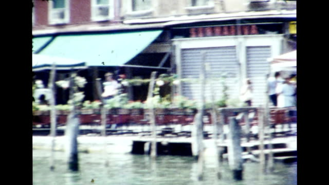 stockvideo's en b-roll-footage met venice 1977 - 1977