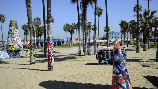 venice beach, california - venice beach stock videos & royalty-free footage