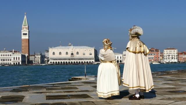 Karneval von Venedig, Italien