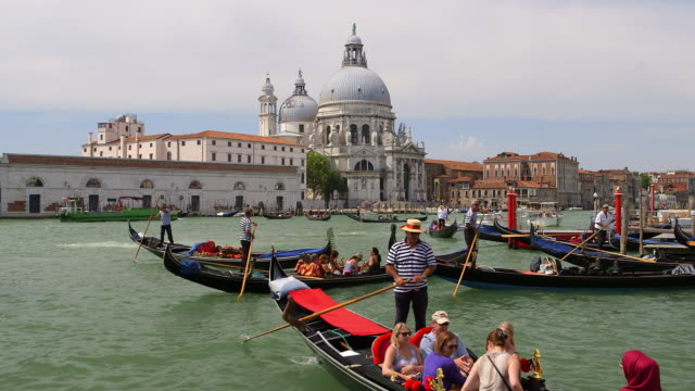 venice day 2 - grand canal venice stock videos & royalty-free footage