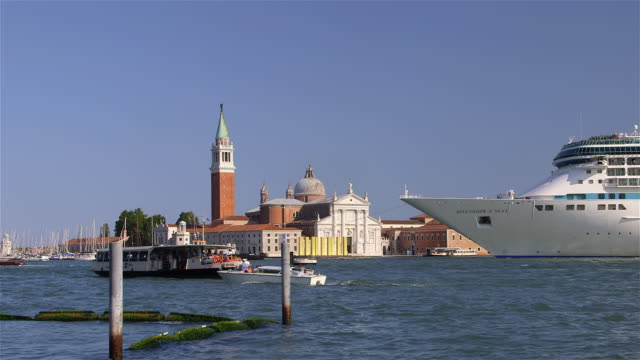 venice day 2 - cruising stock videos & royalty-free footage