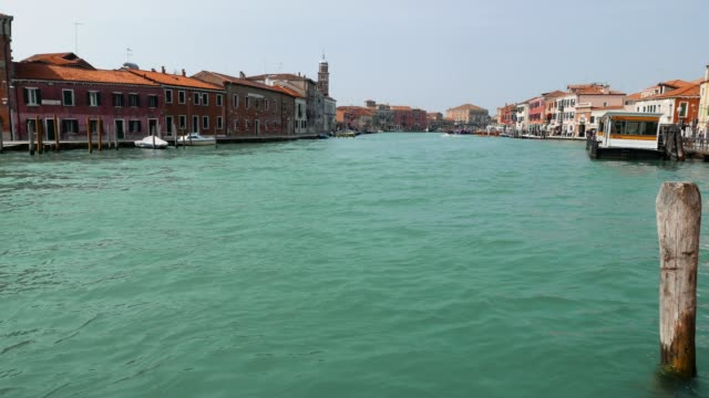 Venice, Italy, city of romance, typical venetian sights of the Grand canal, part of series, travel destinations