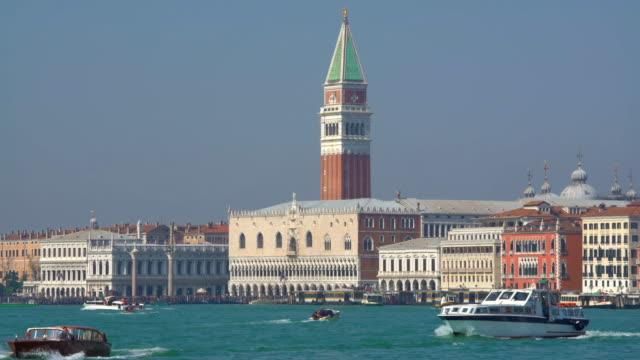 Skyline von Venedig mit St. Marks Platz – 4 Kilometer
