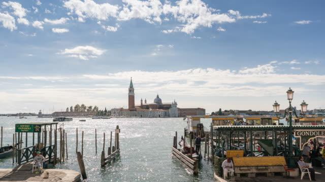 vídeos y material grabado en eventos de stock de venecia, véneto, italia - catedral