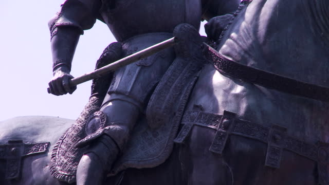 venice - suit of armor stock videos and b-roll footage