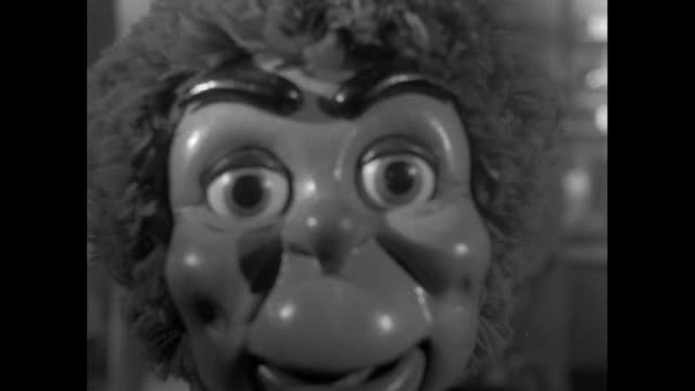 cu ventriloquist's dummy head; 1956 - 1950 stock videos & royalty-free footage