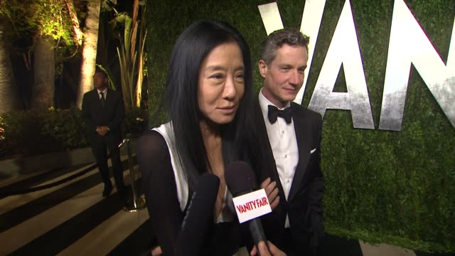 INTERVIEW Vera Wang at The 2013 Vanity Fair Oscar Party Hosted By Graydon Carter INTERVIEW Vera Wang at The 2013 Vanity Fair at Sunset Tower on...