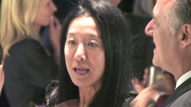 Vera Wang at the Vera Wang Los Angeles Boutique at the Celebrity Sightings in Los Angeles at Los Angeles CA