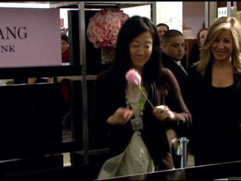 Vera Wang Truly Pink Fragrance Launch @ Saks Fifth Avenue New York NY 2/28/07 in Hollywood California on March 1 2007