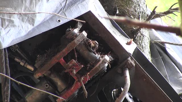 verbania prosecutor olimpia bossi says the presence of the two brake forks in the wreckage of a cable car accident that killed 14 would be proof of a... - tail light stock videos & royalty-free footage