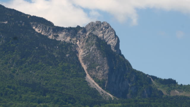 Vercors mountains time lapse 4K