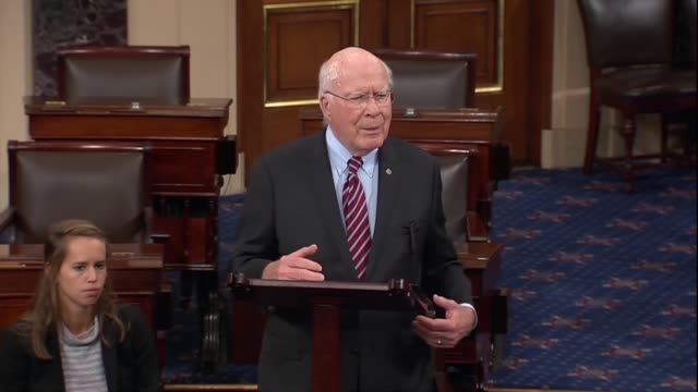 Vermont Senator Pat Leahy says that family separation is neither a Republican or Democratic policy but an unAmerican policy that in the great country...