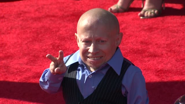 verne troyer at the 2011 espy awards at los angeles ca. - espy awards stock videos & royalty-free footage