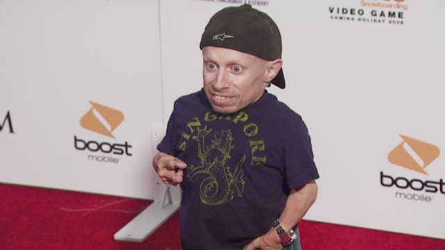 verne troyer at the maxim's extreme sports party at los angeles ca - verne troyer stock videos & royalty-free footage