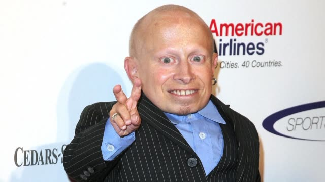 verne troyer, best known for his role as mini me in the austin powers movies has died according to a post on his official instagram account - verne troyer stock videos & royalty-free footage