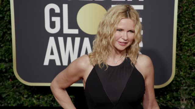 Veronica Ferres at the 75th Annual Golden Globe Awards at The Beverly Hilton Hotel on January 07 2018 in Beverly Hills California