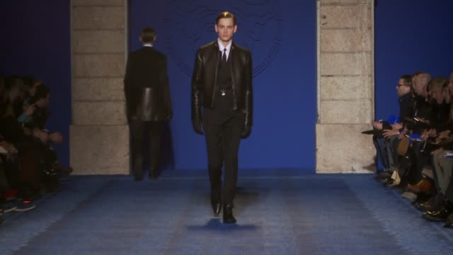 Milan Men's Fashion Week A/W 2011 on January 17 2011 in Milan Italy