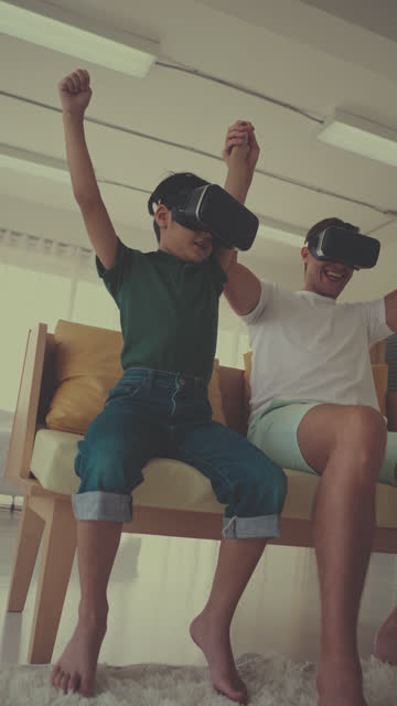 vertical : family and technology - adventure stock videos & royalty-free footage