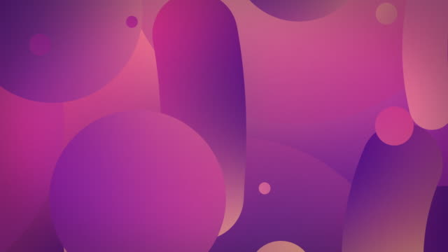 vertical shapes flow 4k loop - sunset purple (with rf audio) - abstract backgrounds stock videos & royalty-free footage
