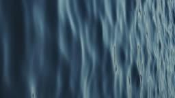 Vertical shot of Water wave,Loop