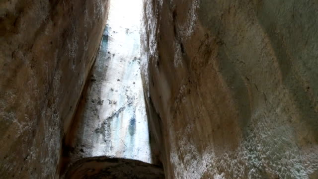vespasianus titus tunnel in antioch - hatay stock videos & royalty-free footage