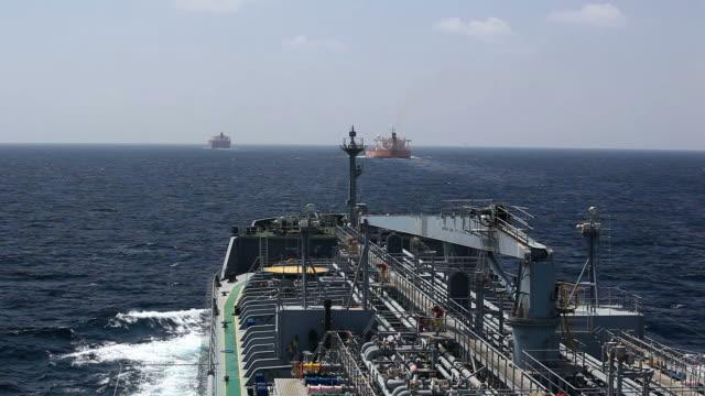 vessel's convoy - aden stock videos & royalty-free footage