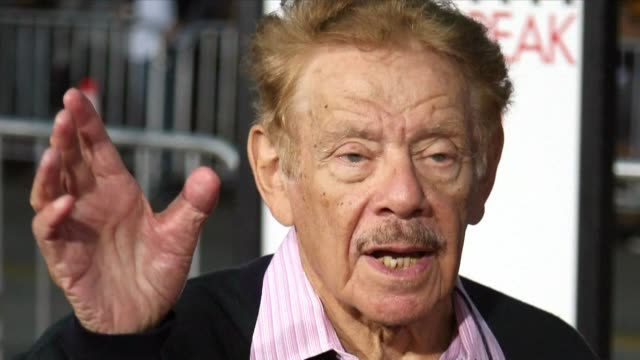 CA: FILE: Actor and comedian Jerry Stiller dies at 92 (son)