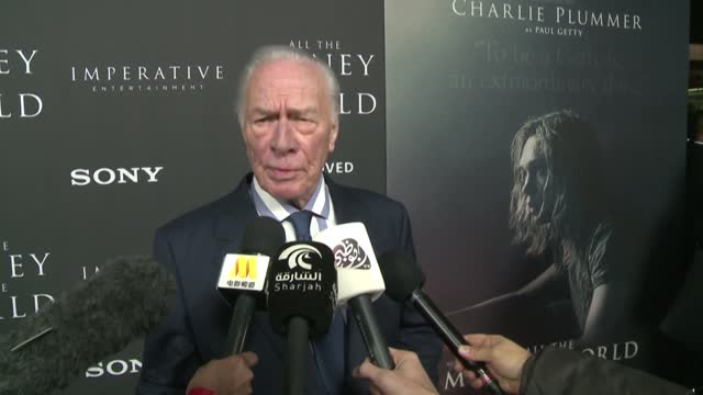 """vídeos y material grabado en eventos de stock de veteran canadian actor christopher plummer, whose decades-long career featured a star turn in """"the sound of music"""" and an oscar win late in life, has... - christopher plummer"""