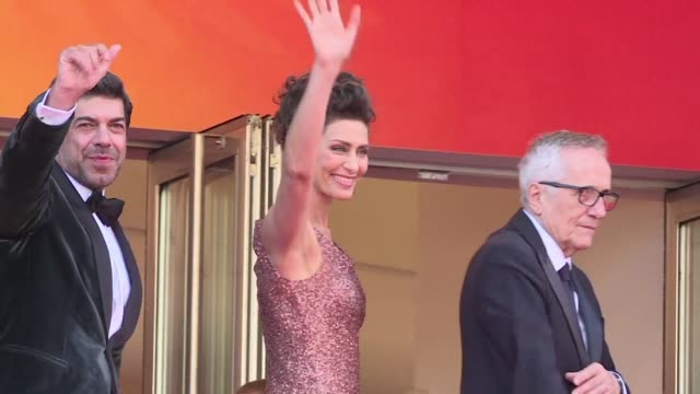 "FRA: Red carpet premiere for ""Il Traditore"" (The Traitor) in Cannes"
