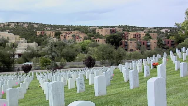 WS Veterans Cemetery, Santa Fe, New Mexico, USA