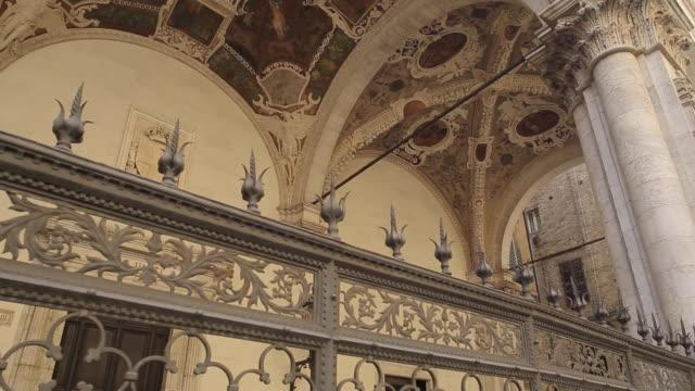 Via Banchi di Sopra, Siena, Tuscany, Italy, Europe