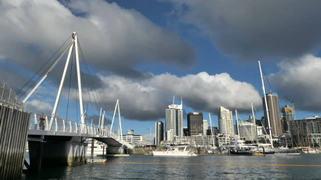 Viaduct Harbour, Auckland New Zealand.