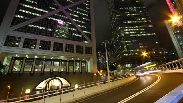 Viaduct in Hong Kong HD 4K