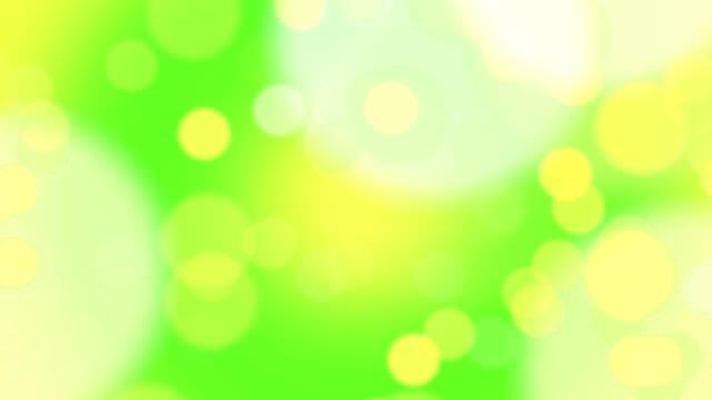 vidéos et rushes de couleurs chatoyantes des particules flottantes au ralenti. plans-séquences en boucle. - surexposition effet visuel