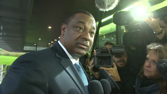 FIFA vice president Jeffrey Webb updates press on 2022 World Cup talks