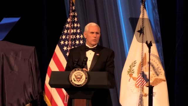 Vice President Mike Pence has stressed the enduring commitment of the United States to the peace process in Ireland Mr Pence said he and President...