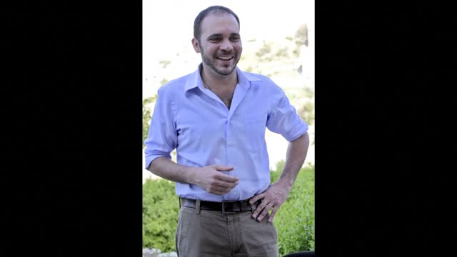 vice president prince ali bin al hussein said tuesday he would stand against sepp blatter for presidency of footballs world governing body declaring... - surrounding stock videos and b-roll footage
