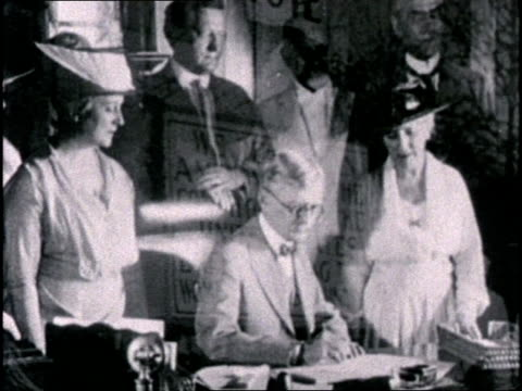 UNS: 18th August 1920: The 19th Amendment Is Ratified